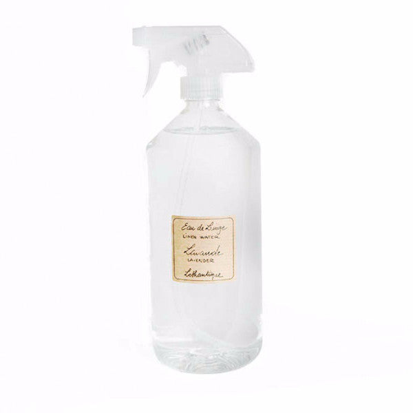 Lothantique Linen Water Spray Bottle - Lavender -  Personal Fragrance - LO-Lothantique - Putti Fine Furnishings Toronto Canada