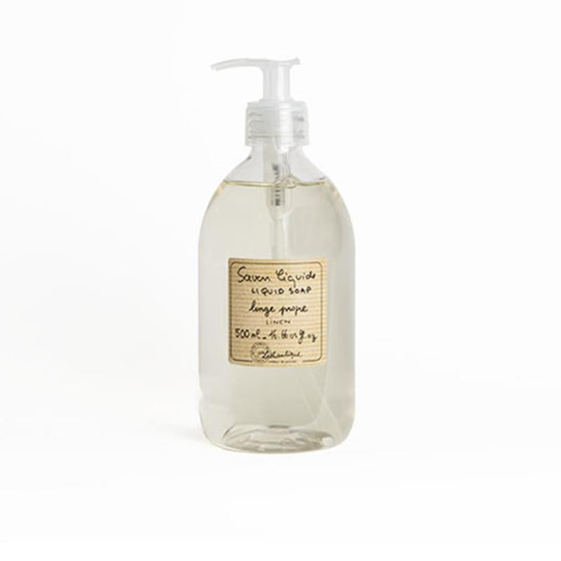Lothantique Liquid Soap - Linen, LO-Lothantique, Putti Fine Furnishings