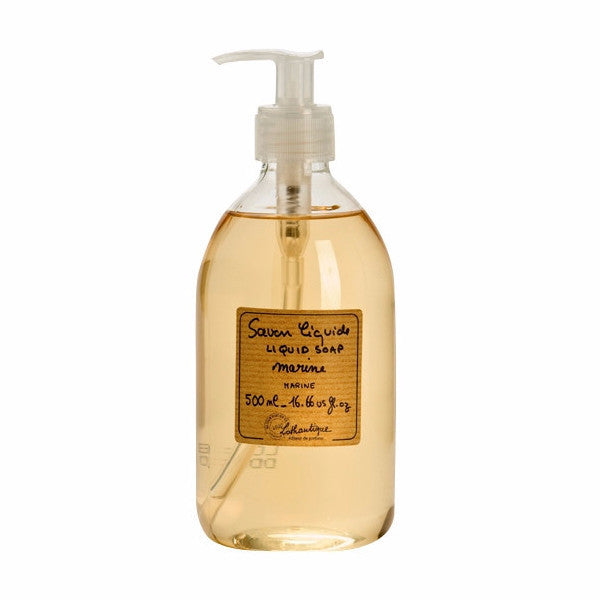 Lothantique Liquid Soap - Marine -  Home Fragrance - Lothantique - Putti Fine Furnishings Toronto Canada