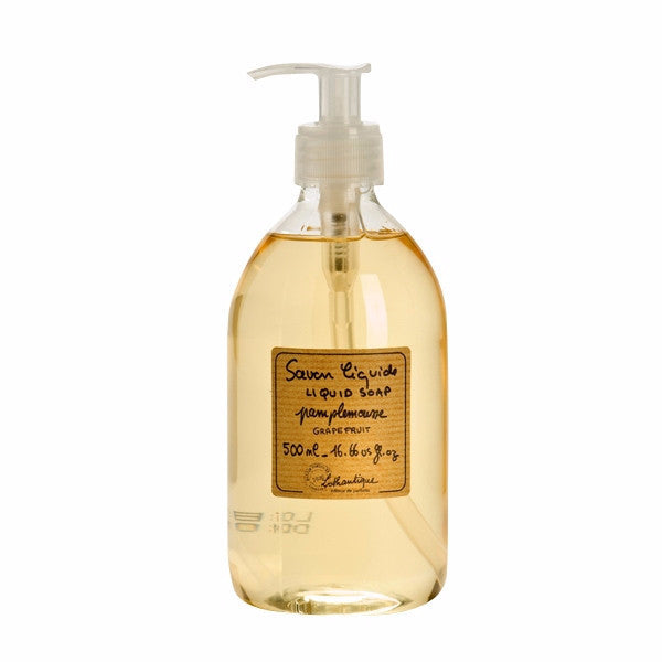 Lothantique Liquid Soap - Grapefruit -  Home Fragrance - Lothantique - Putti Fine Furnishings Toronto Canada