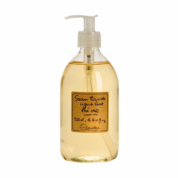 Lothantique Liquid Soap - Green Tea -  Home Fragrance - Lothantique - Putti Fine Furnishings Toronto Canada