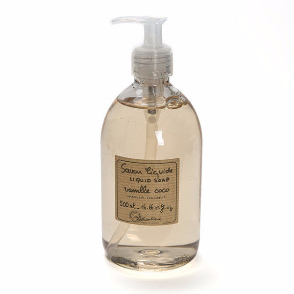 Lothantique Liquid Soap - Vanilla Coconut -  Home Fragrance - Lothantique - Putti Fine Furnishings Toronto Canada