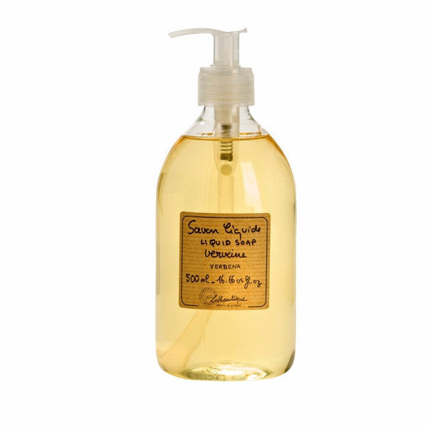 Lothantique Liquid Soap - Vervine -  Home Fragrance - Lothantique - Putti Fine Furnishings Toronto Canada