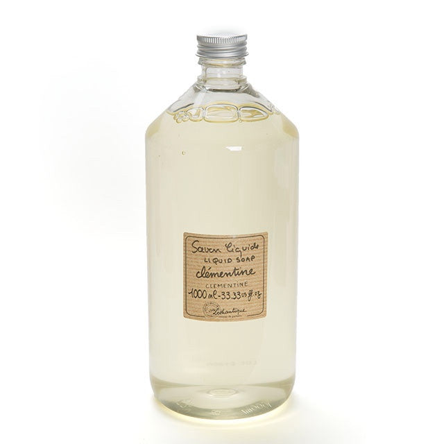Lothantique Liquid Soap Refill - Clementine -  Home Fragrance - Lothantique - Putti Fine Furnishings Toronto Canada