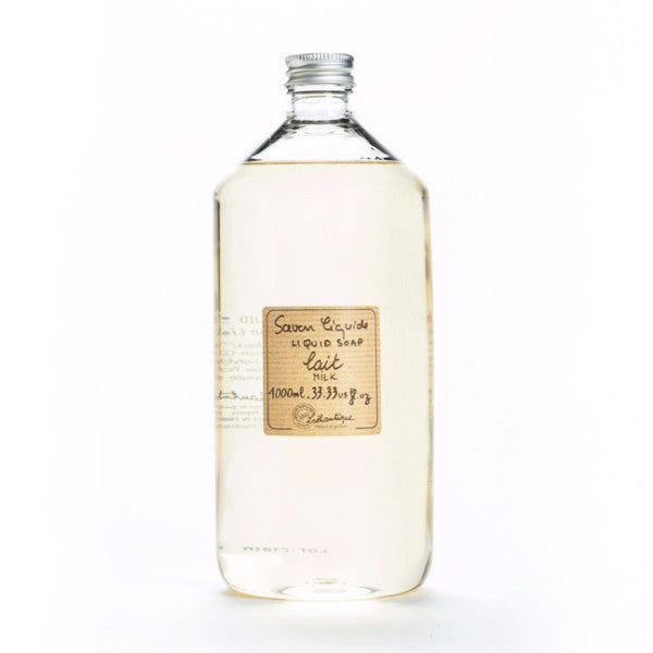 Lothantique Liquid Soap Refill - Milk -  Home Fragrance - Lothantique - Putti Fine Furnishings Toronto Canada