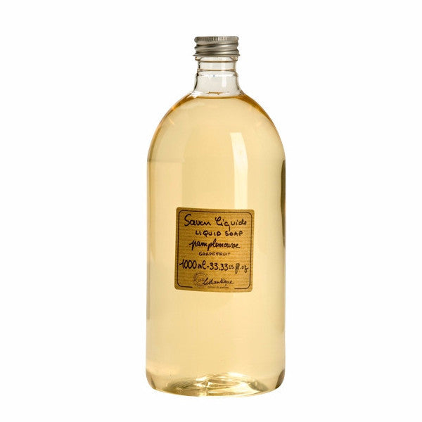 Lothantique Liquid Soap Refill - Grapefruit -  Home Fragrance - Lothantique - Putti Fine Furnishings Toronto Canada