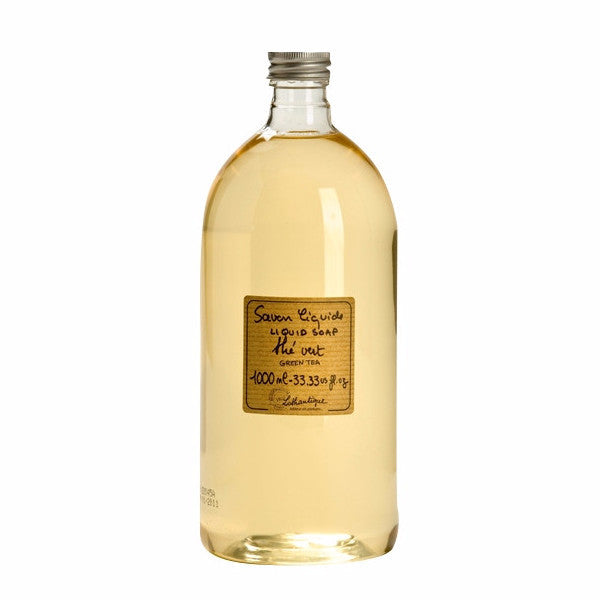 Lothantique Liquid Soap Refill - Green Tea -  Home Fragrance - Lothantique - Putti Fine Furnishings Toronto Canada