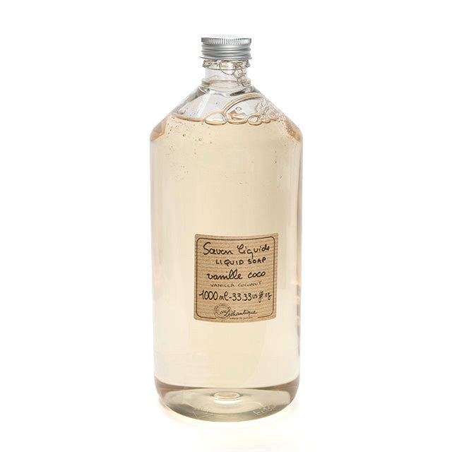 Lothantique Liquid Soap Refill - Vanilla Coconut -  Home Fragrance - Lothantique - Putti Fine Furnishings Toronto Canada