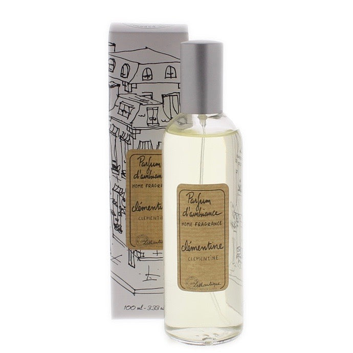 Lothantique Room Spray - Clementine