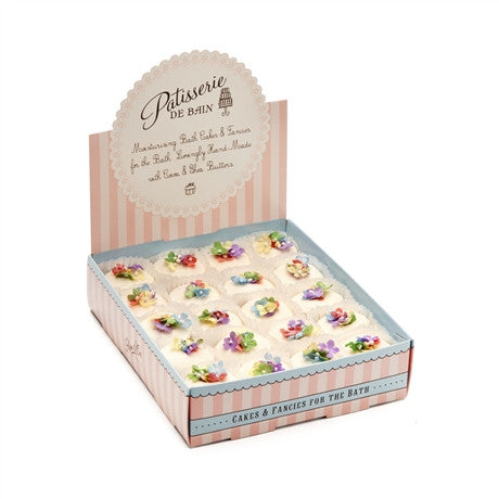 """Patisserie de Bain"" Individual Bath Melt Hyacinth - Bulk, R&C-Rose & Co, Putti Fine Furnishings"