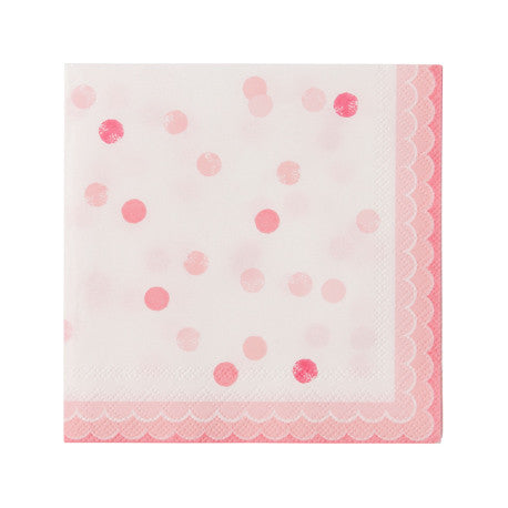 Pink N Mix Cocktail Napkins