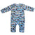 Vintage Aeroplane Jumpsuit - 0 to 6 month Children's Clothing - Powell Craft Uk - Putti Fine Furnishings Toronto Canada
