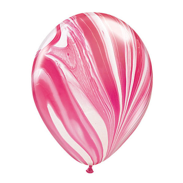Meri Meri Marble Balloon Kit - Pink