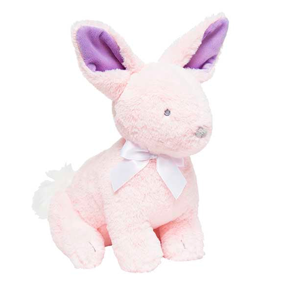 Baby Dumpling Musical Wind up Pink Bunny