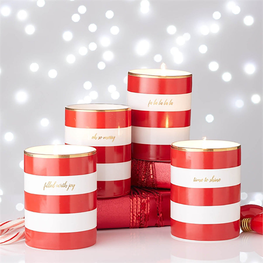 """Holiday Glow"" Frasier Fir Candles"