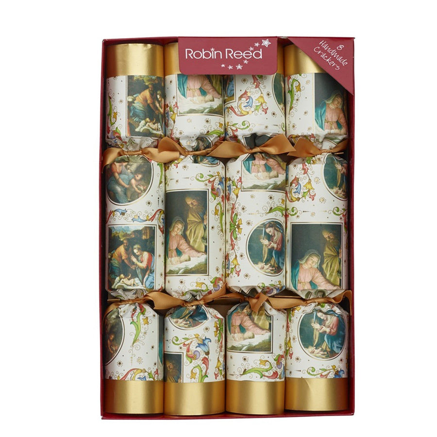 "Robin Reed ""Nativity"" Christmas Crackers"