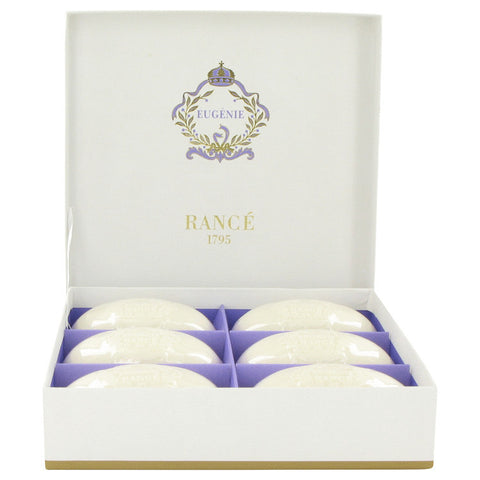 Rance Imperiale Eugenie Soap-Personal Fragrance-RAN-Rance-Gift box - 6 100g Soaps-Putti Fine Furnishings