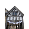 """Just Married"" Bunting -  Party Supplies - Talking Tables - Putti Fine Furnishings Toronto Canada - 5"
