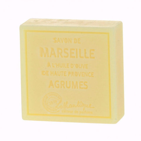 Lothantique Savon Marseille Soap 100g - Citrus -  Personal Fragrance - LO-Lothantique - Putti Fine Furnishings Toronto Canada
