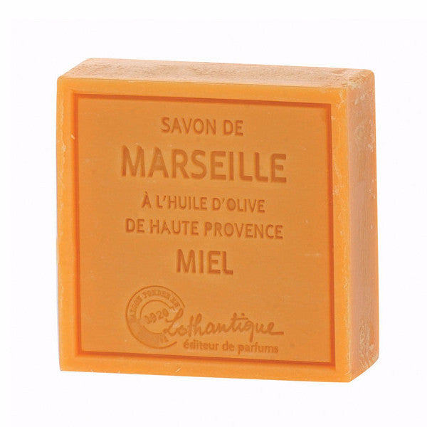 Lothantique Savon Marseille Soap 100g - Honey -  Personal Fragrance - LO-Lothantique - Putti Fine Furnishings Toronto Canada