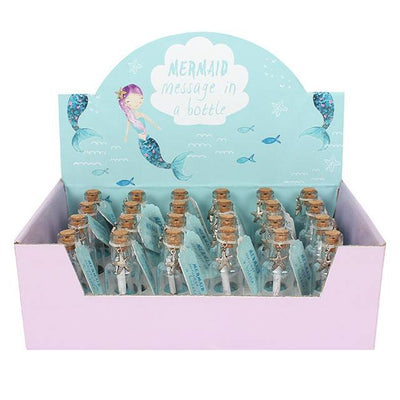 Mermaid Message in a Bottle, SD-Something Different, Putti Fine Furnishings