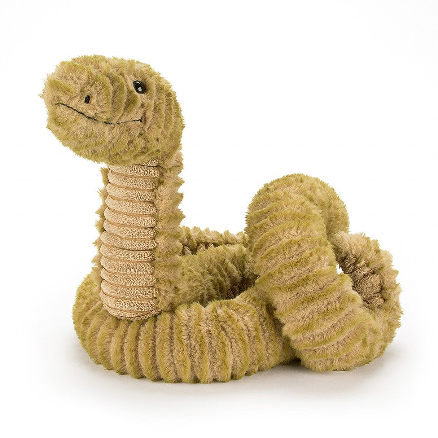 "Jellycat ""Slither Snake"" Soft Toy, JC-Jellycat UK, Putti Fine Furnishings"
