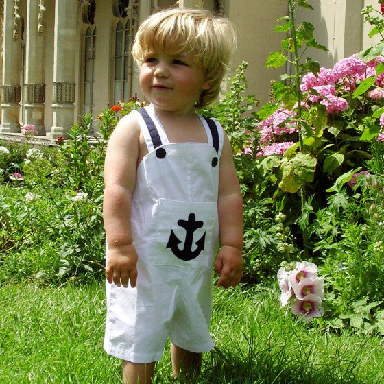 Anchor Dungarees, PC-Powell Craft Uk, Putti Fine Furnishings