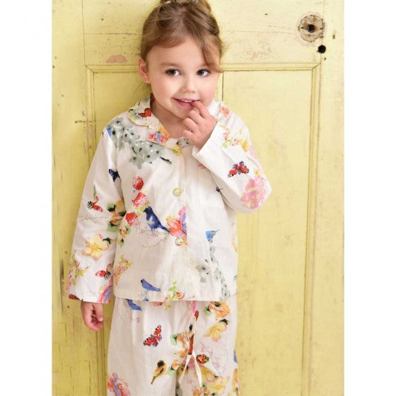 "Secret Garden Print ""Ada"" Pyjamas"