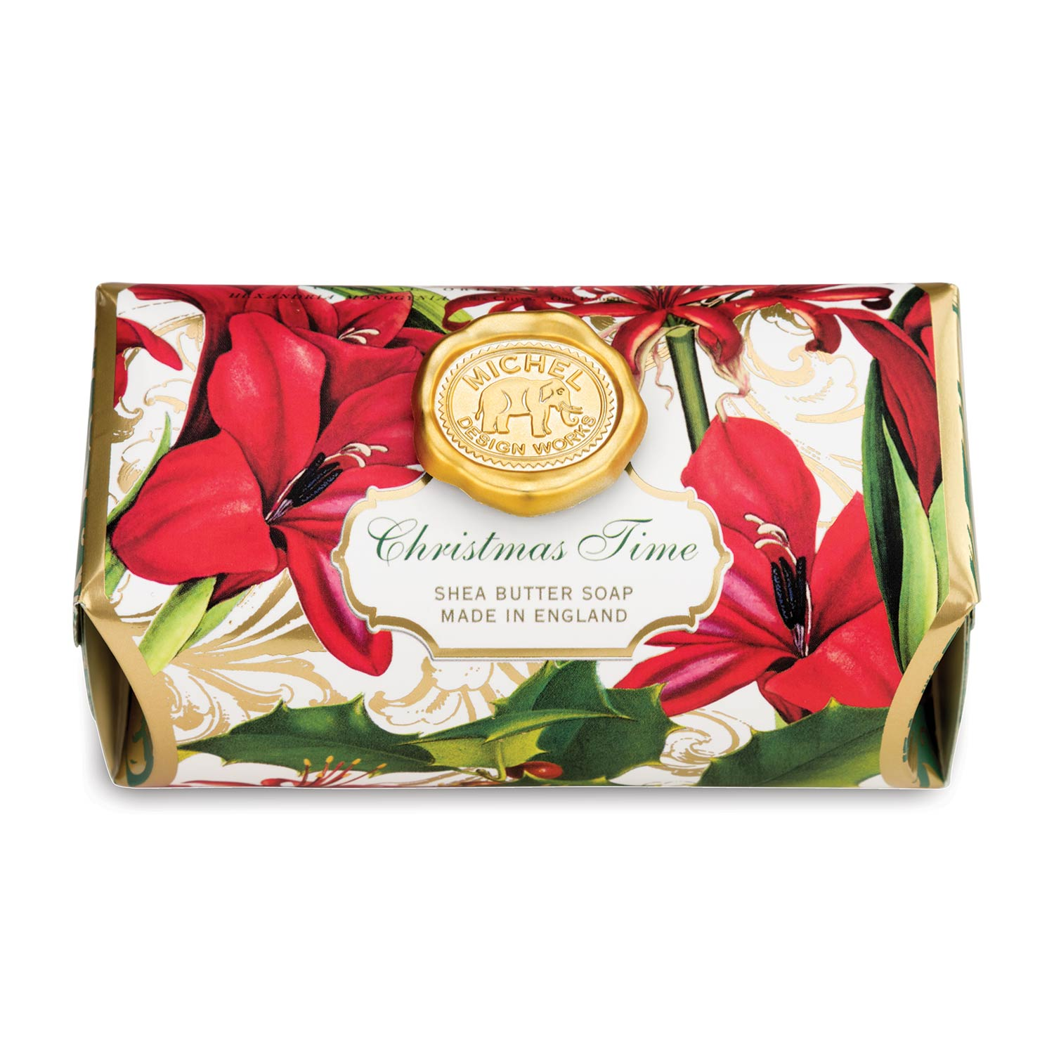 Michel Design Works Christmas Time Large Soap Bar