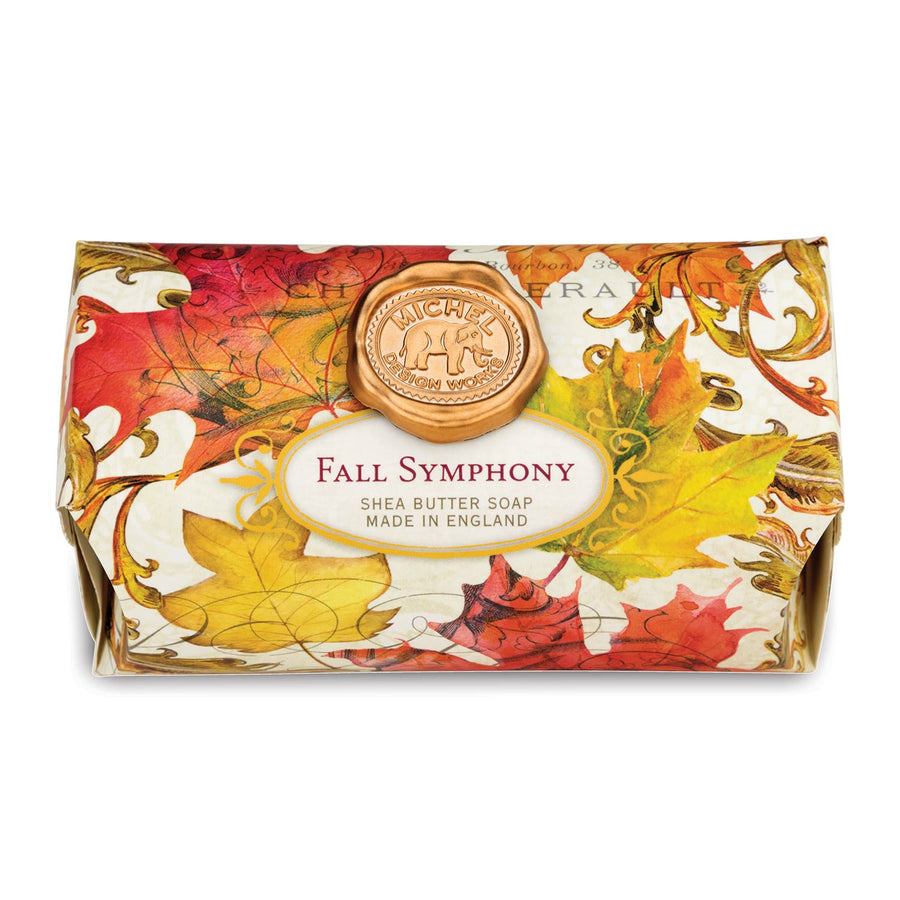 Fall Symphony Large Soap Bar