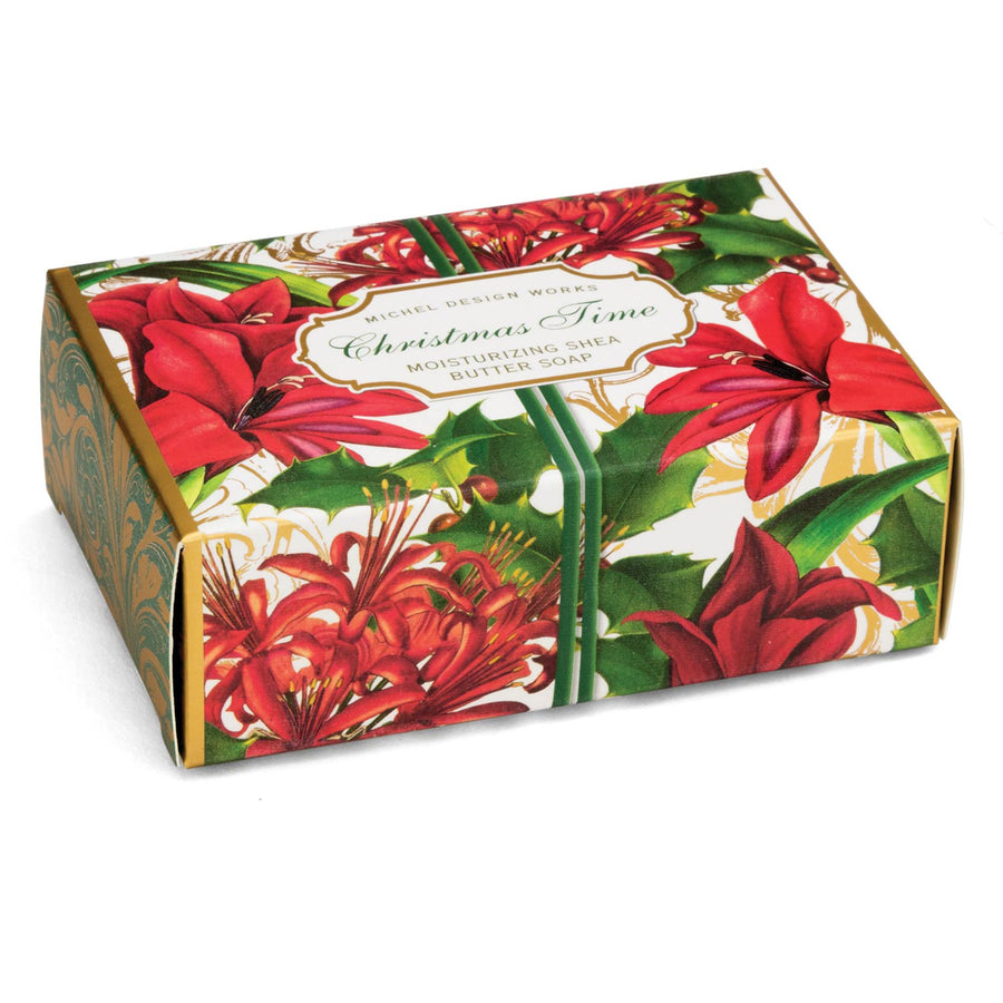 Christmas Time Single Boxed Soap