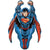 Superman Mylar Balloon