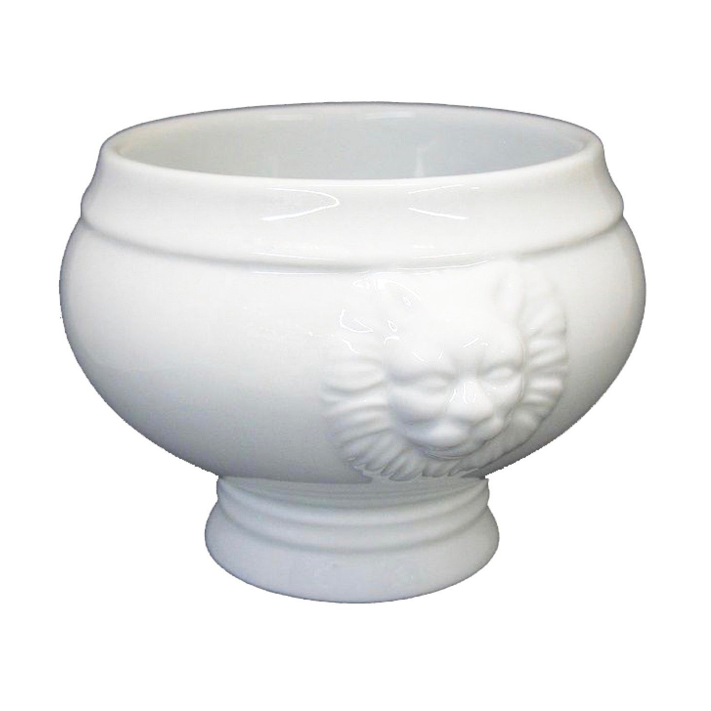 Tete de Lion Bowl French Soup Bowl | Putti Fine Furnishings Canada