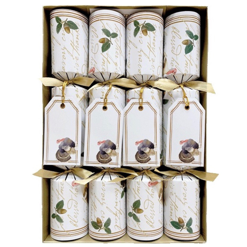 Caspari Founders Thanksgiving Crackers | Putti Celebrations