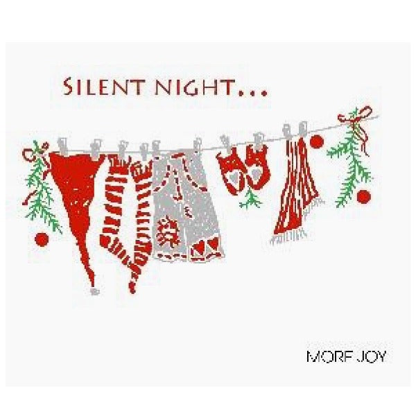More Joy Silent Night Swedish Cloth | Putti Celebrations Canada