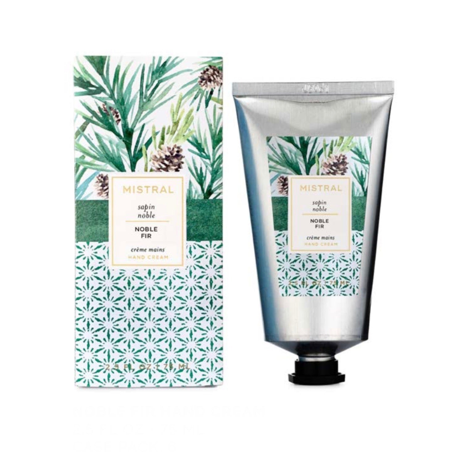 Mistral Limited Edition Holiday Hand Cream - Noble Fir