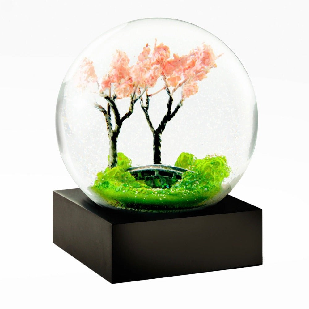 CoolSnowGlobes - Spring Snow Globe | Putti Celebrations Canada