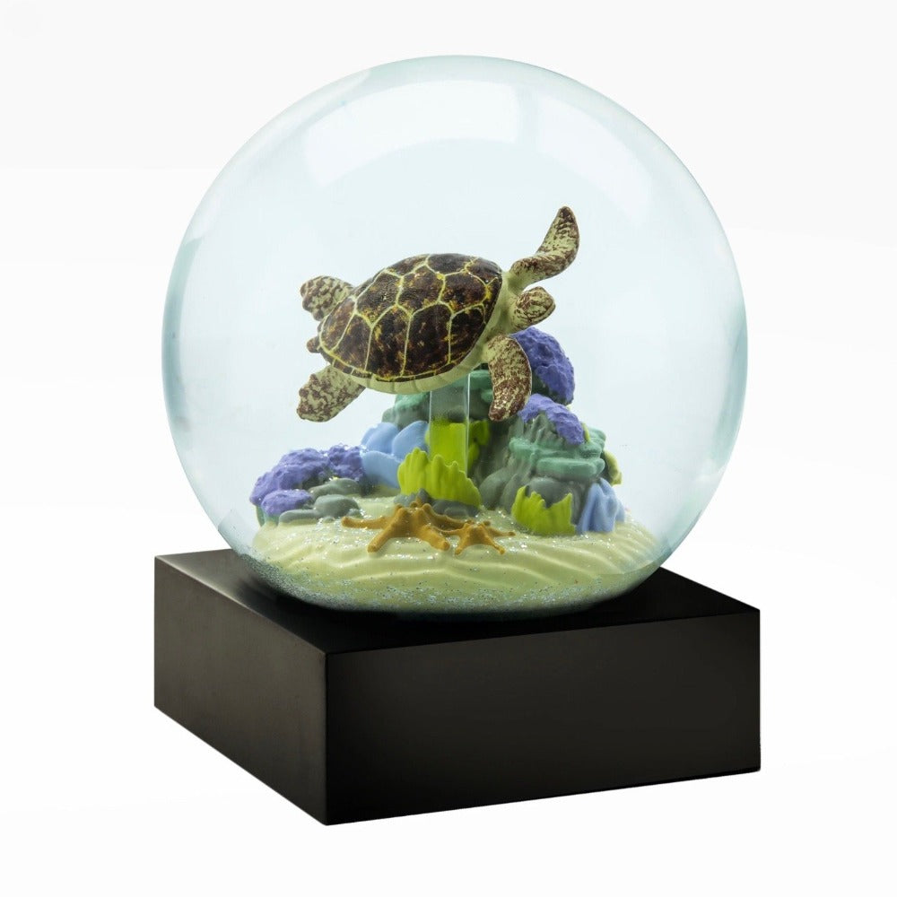 CoolSnowGlobes | Sea Turtle Cool Snow Globe | Putti Celebrations Canada