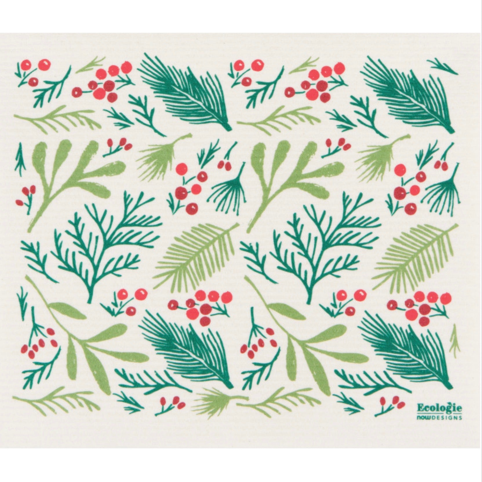 Now Designs Bough and Berry Swedish Dry Mat