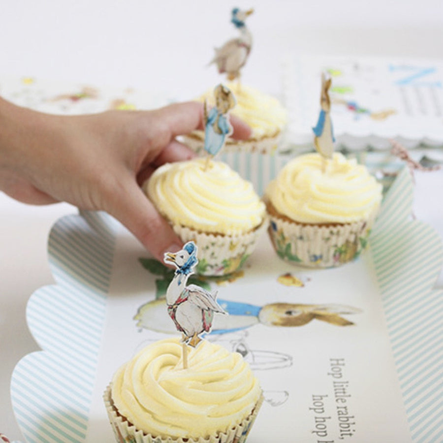 Meri Meri Peter Rabbit Cupcake Kit, MM-Meri Meri UK, Putti Fine Furnishings