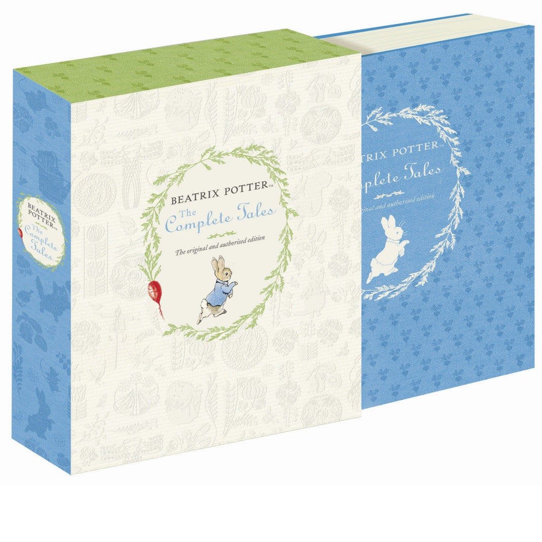 The Complete Tales of Beatrix Potter, RH-Random house, Putti Fine Furnishings