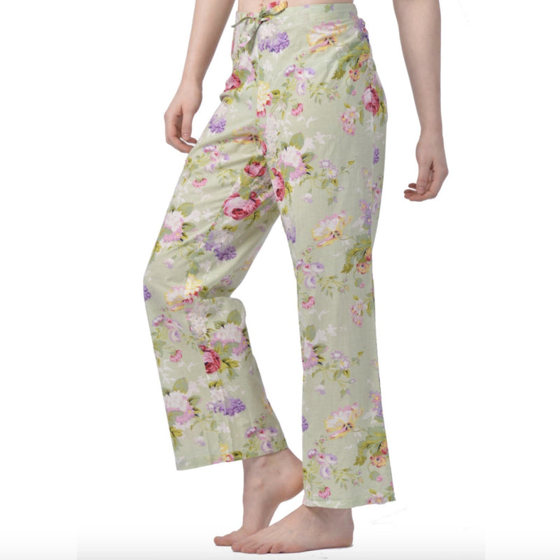 """Bridgette"" - Pyjama Pant in Bag, Mahogany Canada, Putti Fine Furnishings"