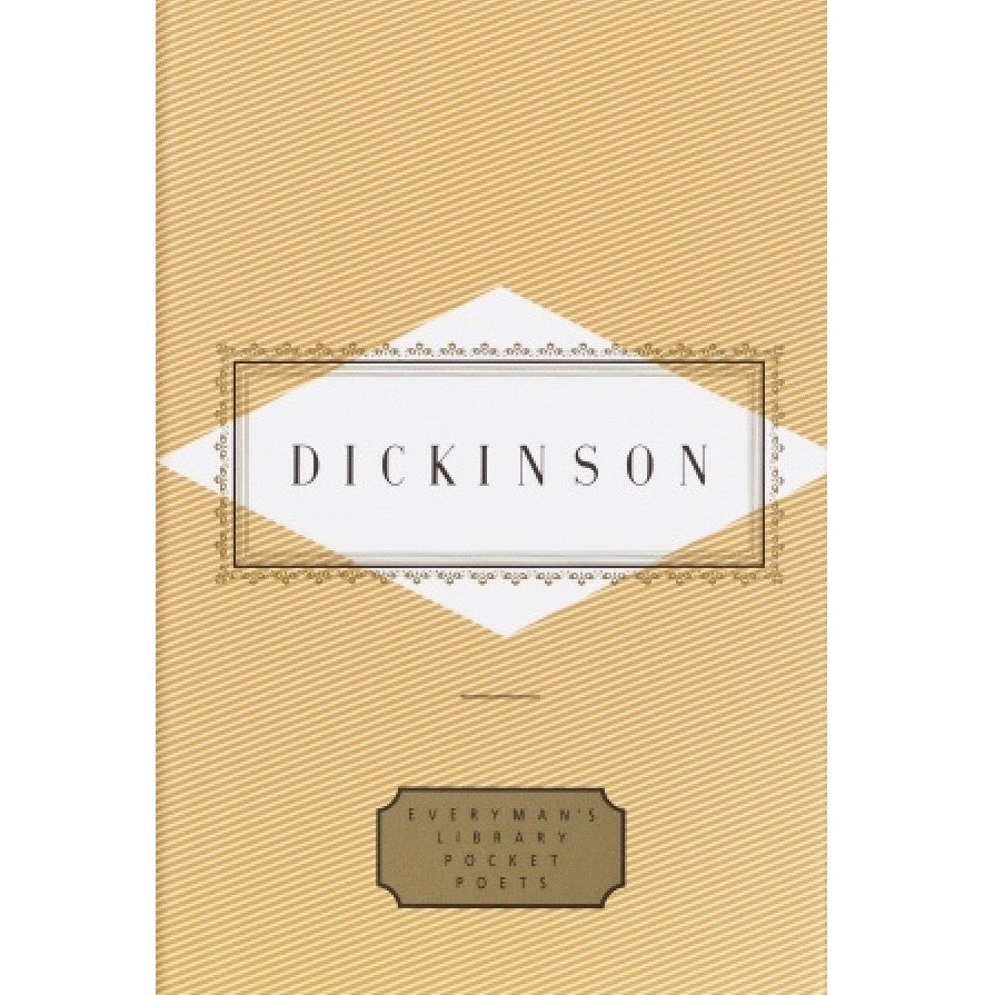 Everyman's Library - Dickinson Poems, RH-Random house, Putti Fine Furnishings