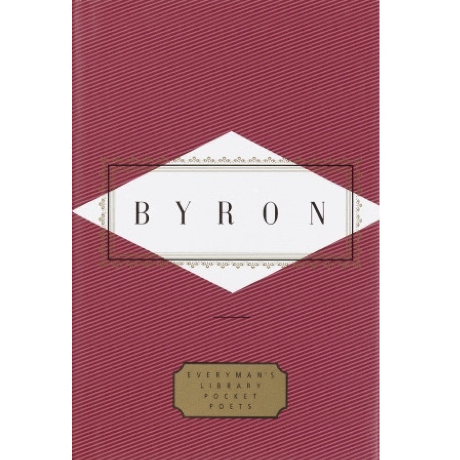 Everyman's Library - Byron Poems, RH-Random house, Putti Fine Furnishings