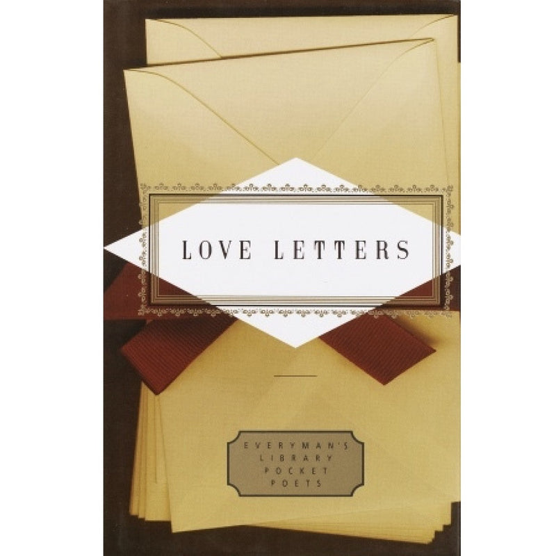 Everyman's Library - Love Letters, RH-Random house, Putti Fine Furnishings