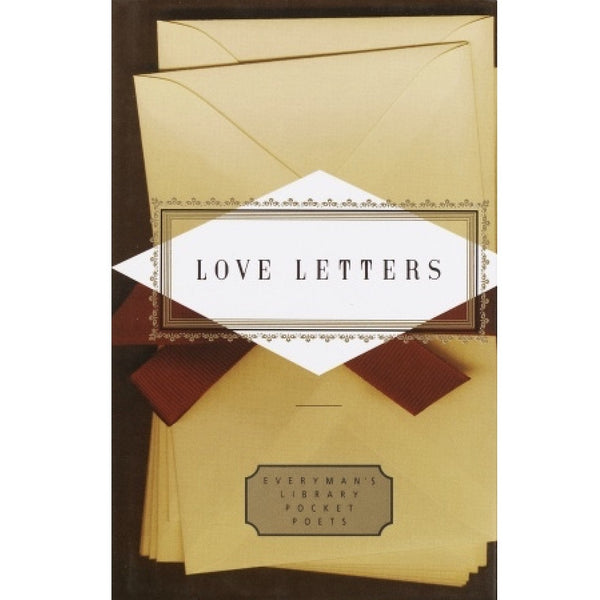 Everyman's Library - Love Letters-Books-RH-Random house-Putti Fine Furnishings