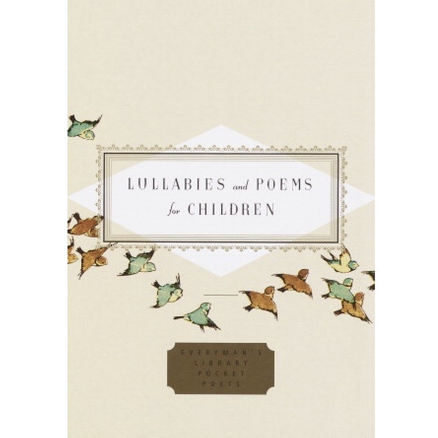 Everyman's Library - Lullabies and Poems for Children, RH-Random house, Putti Fine Furnishings