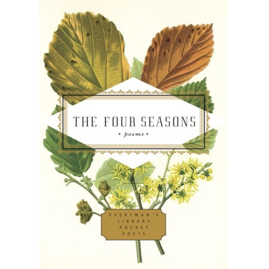 Everyman's Library - The Four Seasons, RH-Random house, Putti Fine Furnishings