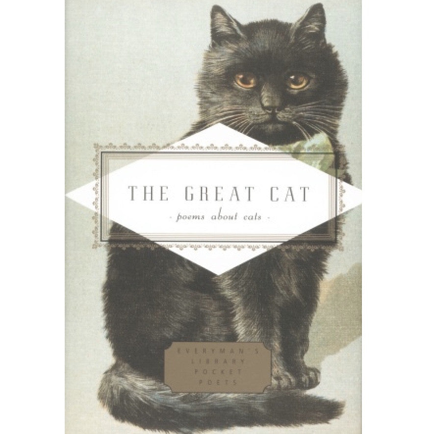 Everyman's Library - The Great Cat-Books-RH-Random house-Putti Fine Furnishings