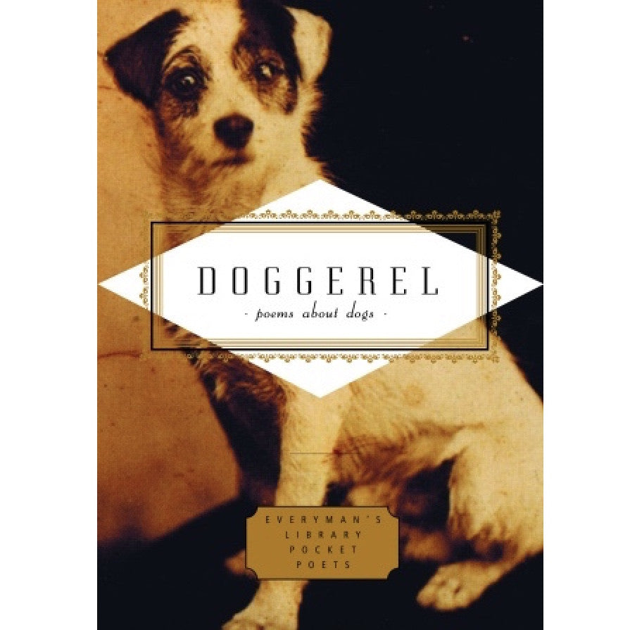 Everyman's Library - Doggerel, RH-Random house, Putti Fine Furnishings